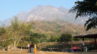 นำทางบันทึก : sacred mountain festival day 1